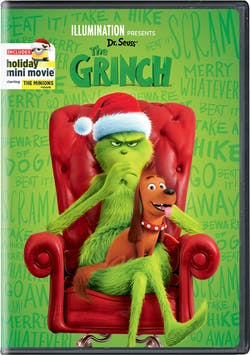 Illumination Presents: Dr. Seuss' The Grinch [DVD]