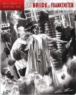 The Bride Of Frankenstein (Steelbook) [Blu-ray]