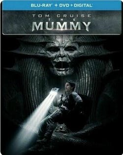 The Mummy (Limited Edition Steelbook) [Blu-ray]