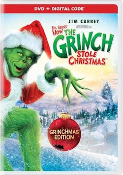 Dr. Seuss' How The Grinch Stole Christmas [DVD]