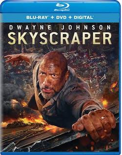 Skyscraper Limited Edition with Bonus Content [Blu-ray]