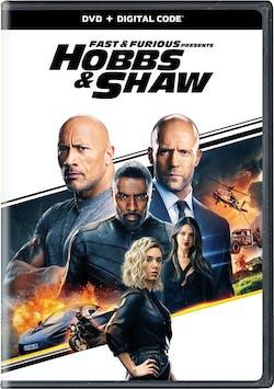 Fast & Furious Presents: Hobbs & Shaw (Digital) [DVD]