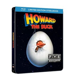 Howard The Duck  (Limited Edition Steelbook) [Blu-ray]