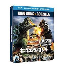 King Kong vs. Godzilla (Limited Edition Steelbook) [Blu-ray]