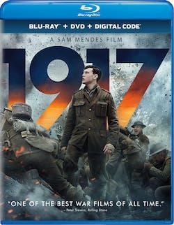 1917 (DVD + Digital) [Blu-ray]
