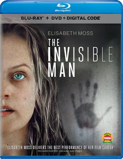 The Invisible Man (2020) (DVD + Digital) [Blu-ray]