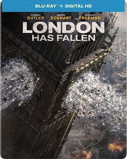 London Has Fallen (Limited Edition Steelbook) [Blu-ray]
