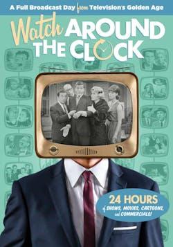 Watch Around the Clock – 24 Hours of TV (Digital) [DVD]