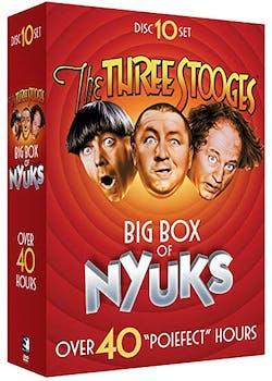 Three Stooges - Big Box of Nyuks [DVD]