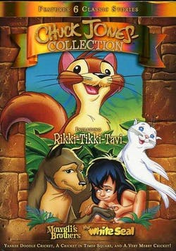 Chuck Jones Collection - 6 Classic Stories [DVD]