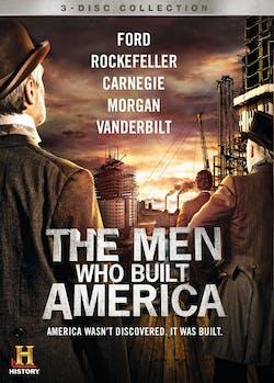 The Men Who Built America (Box Set) [DVD]