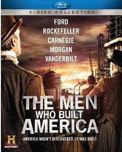 The Men Who Built America [Blu-ray]