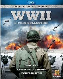 WWII - 3 Film Collection (Box Set) [Blu-ray]
