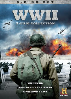 WWII - 3 Film Collection (Box Set) [DVD]