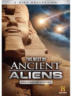 Ancient Aliens: Best Of - Greatest Mysteries [DVD]