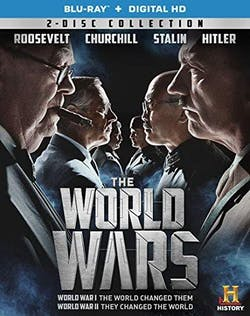The World Wars (with Digital Download) [Blu-ray]