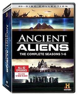 Ancient Aliens: Seasons 1-6 (Box Set) [DVD]