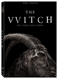 The Witch (with Digital Download) [DVD]