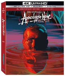 Apocalypse Now: Final Cut (4K Ultra HD + Blu-ray + Digital Download (Box Set)) [UHD]