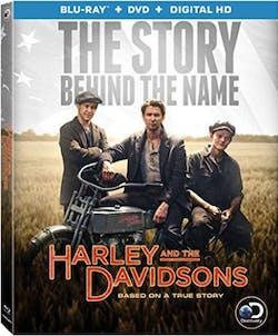Harley and the Davidsons (Box Set) [Blu-ray]