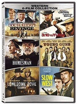 Western 6 Film Collection [DVD]