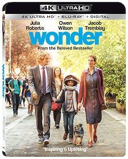 Wonder (4K Ultra HD + Blu-ray + Digital Download) [UHD]