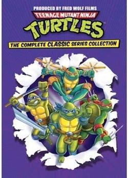 Teenage Mutant Ninja Turtles: Complete Classic Series Collection (Box Set) [DVD]