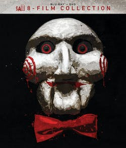 Saw: The Legacy Collection (with DVD - Box set) [Blu-ray]