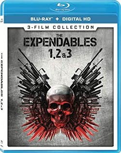 The Expendables: 3-Film Collection (Digital) [Blu-ray]
