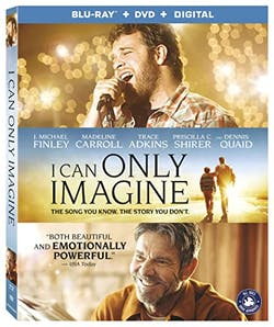 I Can Only Imagine (with DVD) [Blu-ray]