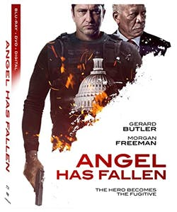 Angel Has Fallen (with DVD and Digital Download) [Blu-ray]