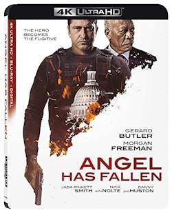 Angel Has Fallen (4K Ultra HD + Blu-ray + Digital Download) [UHD]