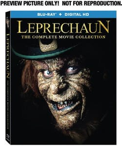 Leprechaun: The Complete Collection (Box Set with Digital Download) [Blu-ray]