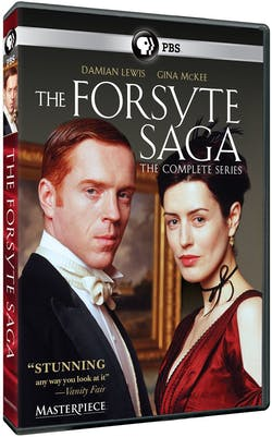 Masterpiece: Forsyte Saga - The Complete Series [DVD]