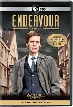 Masterpiece Mystery!: Endeavour: The Pilot & Season 1 (Full UK-Length Edition) [DVD]