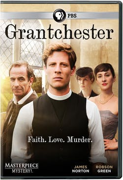 Masterpiece Mystery: Grantchester [DVD]