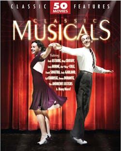 Musical Classics 50 Movie Pack [DVD]