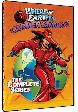 Where on Earth is Carmen Sandiego - Complete Series [DVD]