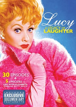 Lucy - A Legacy of Laughter [DVD]