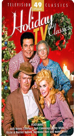 TIN - Holiday TV Classics - 49 Holiday TV Episodes [DVD]
