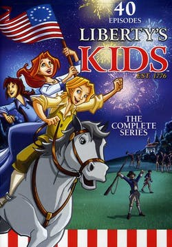 Liberty's Kids - Complete Series [DVD]