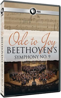Ode to Joy: Beethoven's Symphony No. 9 [DVD]