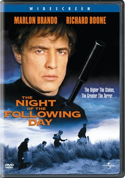 The Night of the Following Day [DVD]