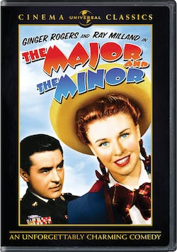 The Major and the Minor [DVD]