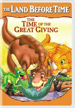 The Land Before Time 3 - The Time of the Great Giving [DVD]