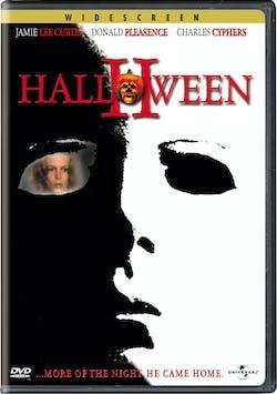 Halloween II (Jamie Lee Curtis) [DVD]