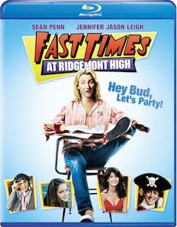 Fast Times at Ridgemont High (2011) [Blu-ray]
