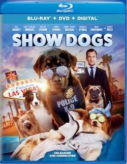 Show Dogs (DVD + Digital) [Blu-ray]