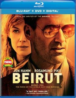 Beirut (DVD + Digital) [Blu-ray]