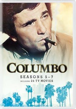 Columbo: Season 5-7 [DVD]
